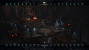 Locations II #22: The Immortal Throne by Holyknight3000