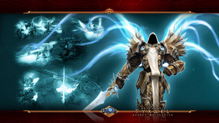 HotS#8: Archangel Tyrael: Aspect of Justice by Holyknight3000
