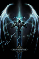 Mobile Malthael: Soulfyre's End by Holyknight3000