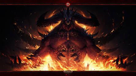 Diablo Immortal #1: Diablo by Holyknight3000