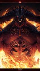 Diablo Immortal Mobile#1: Diablo by Holyknight3000