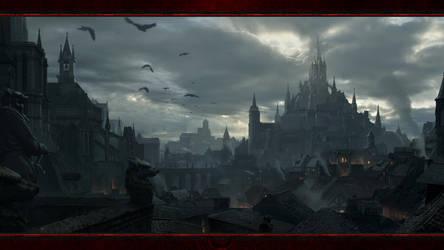 Diablo Immortal #3: Westmarch (No Logos) by Holyknight3000