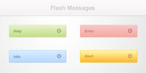 Flash Messages by thearslan