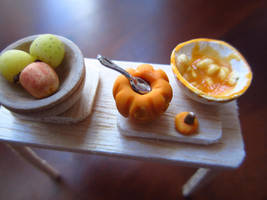 Pumpkin Carving by sonickingscrewdriver
