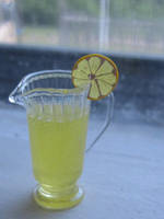 A Pitcher of Lemonade by sonickingscrewdriver