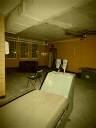 Infirmary - Belchertown State School by sonickingscrewdriver