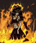 Flames by Jivra