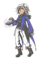 The Wizard by Dokami-San