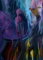 sea horse by pawelshogun
