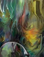 Underwater bubbles 3 by pawelshogun