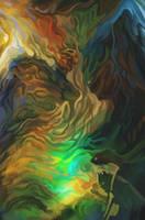 Hydrothermal vent by pawelshogun