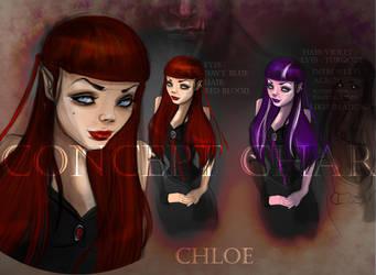 Chloe by dividedmind
