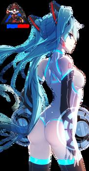 MMD Miku Hatsune Super Sexy Kawaii HD Render by PlayerOtaku