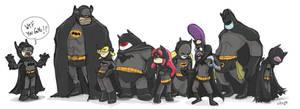we are batman by shoze