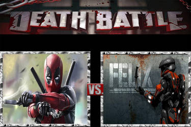 Death Battle|Deadpool VS Felix by JackSkellington416