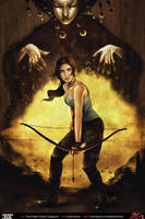 Tomb Raider: Himiko's Playground by pbozproduction