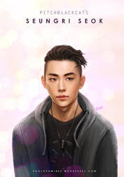 ART TRADE: Seungri Seok by pbozproduction