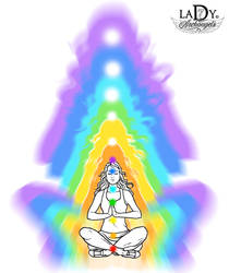 7 chakras and 7 bodies by lady7archangels
