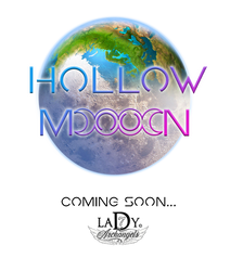 Hollow Moon by L7A by lady7archangels