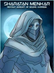 Sharatan Menkar [HOLLOW MOON] by lady7archangels