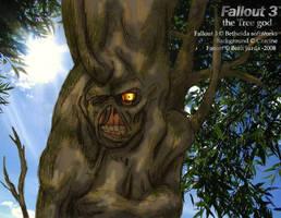 Fallout 3 SPOILER by WAH-HOO