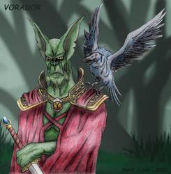 swamp-thing by WAH-HOO