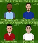 Fantasy Premier League Top Players Series by spenelo