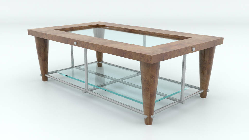 Coffee Table by spenelo