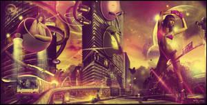 City Shift by pete-aeiko