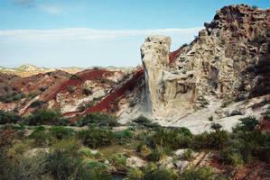 Jachal - Sillon del gigante 2 by jorgeluis