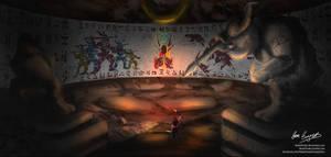 Uni Major Project - Troll Hunters Heroes Forge by NukaPooka