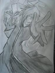 Zexion Kingdom Hearts by Kairica