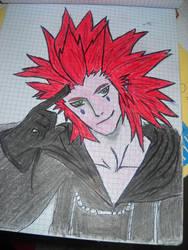 Axel by Kairica