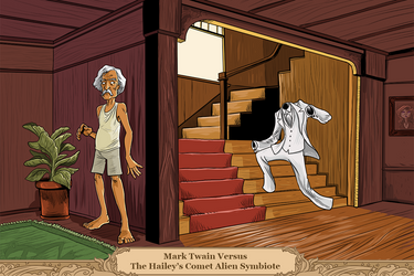 Mark Twain Suite by thehorribleman