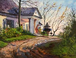 Autumn in Serbinow by Dreamnr9