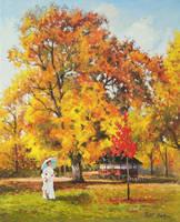 Autumn walk by Dreamnr9