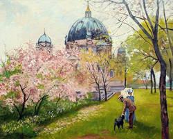Spring in Berlin by Dreamnr9