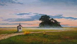 evening fog by Dreamnr9