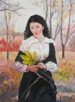 Autumn melancholy by Dreamnr9
