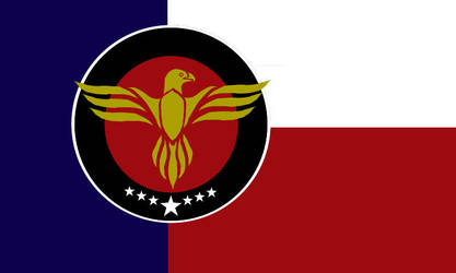 Bookverse Preview: Texas Flag (Occupied) by rukiosu