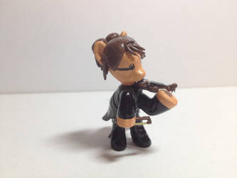 My Little Pony Custom Blindbag: Lindsey Stirling by CJEgglishaw