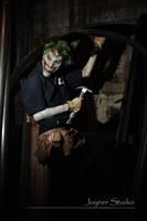 Nightmare Joker by JoynerStudio