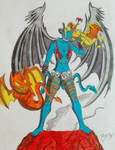 Shauna of Zombi-Horde. by Mario-19