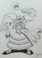 Cassie. by Mario-19