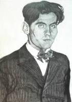 Federico Garcia Lorca. by Mario-19