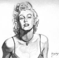 Marilyn Monroe. by Mario-19