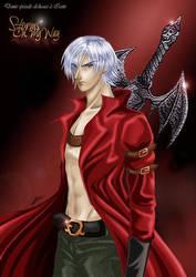 First Dante by CameDorea