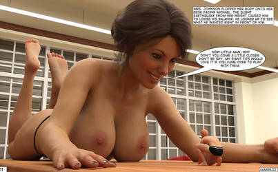Mrs. Johnson's Plaything 11 by aaabbbzzz