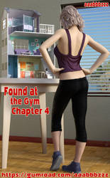 Found at the Gym - Chapter 4 Cover by aaabbbzzz