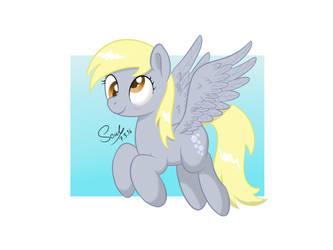 Cute Little Derp Horse by SoulfulMirror